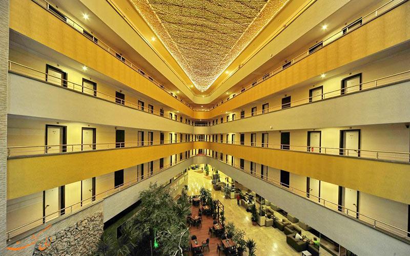 هتل دینلر آلانیا ترکیه