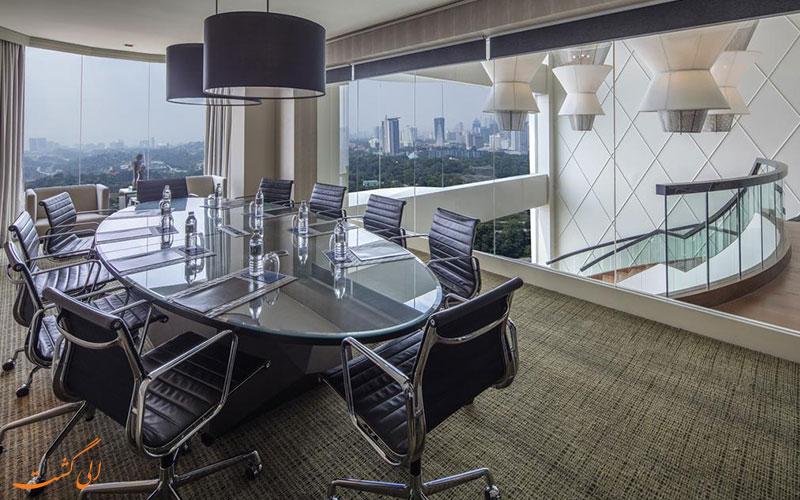 هتل هیلتون کوالالامپور | اتاق کنفرانس