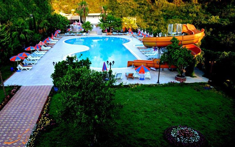 هتل مجیک سان آنتالیا | استخر
