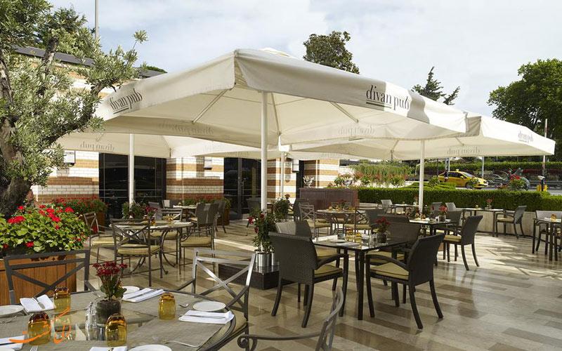 هتل دیوان استانبول | رستوران