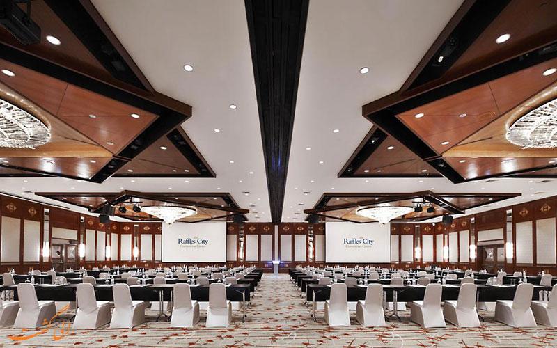 هتل فرمونت سنگاپور | سالن همایش