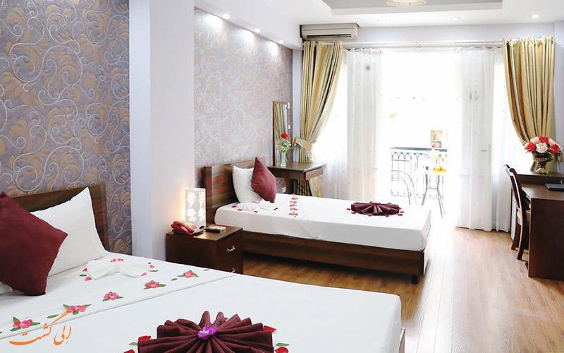 هتل بلو لوتوس هانوی | نمونه اتاق 1