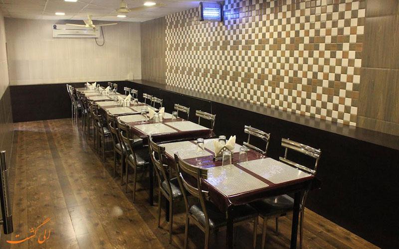 هتل فورچون بمبئی | رستوران