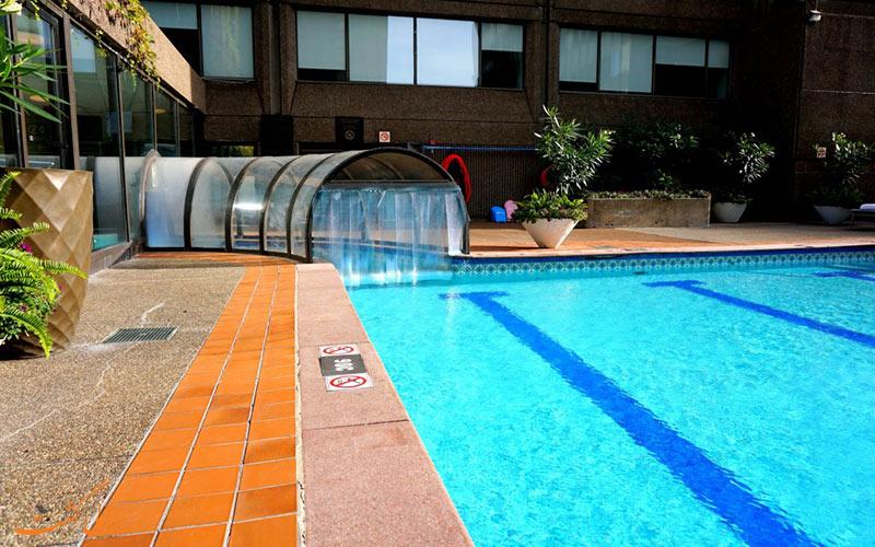 هتل اومنی مونت رویال مونترال | استخر