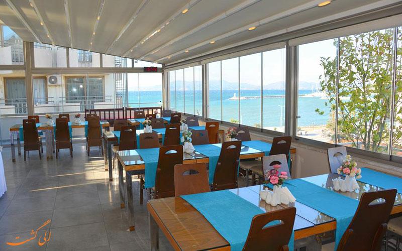هتل ایستنکوی بدروم | رستوران