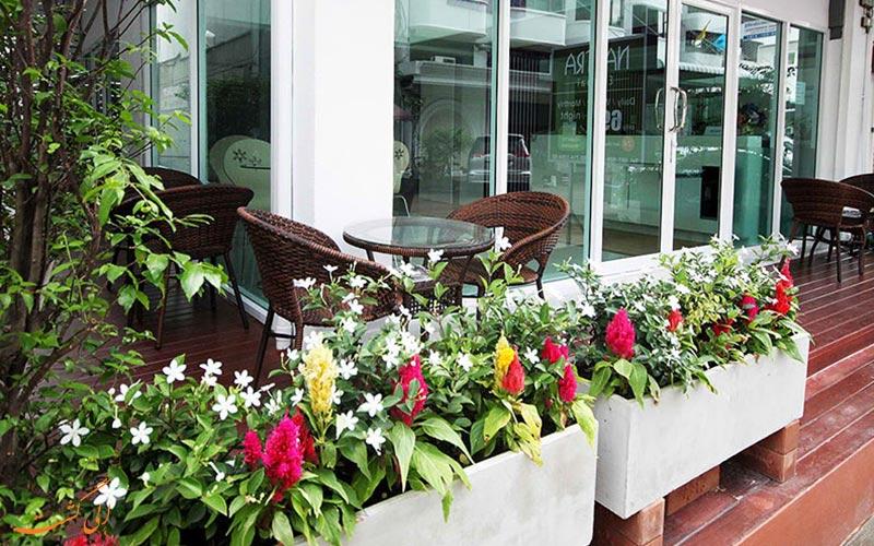 هتل نانترا اکامای