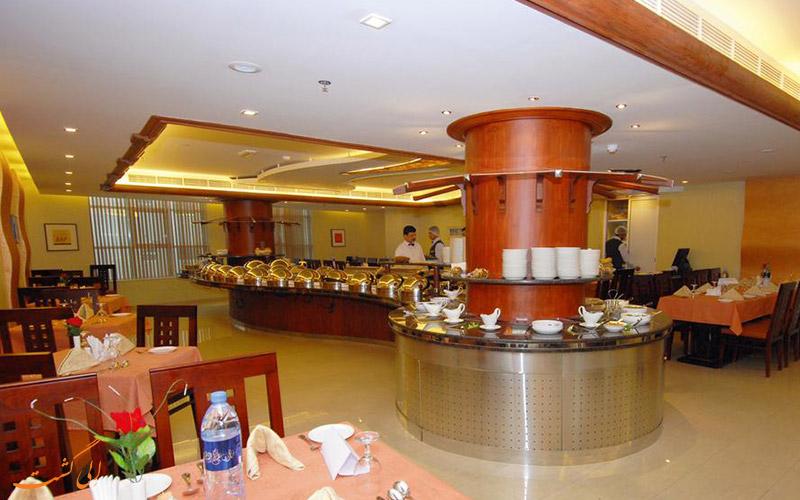 هتل رینبو دبی | رستوران