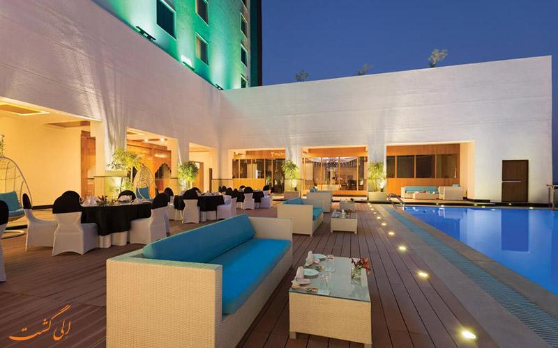 هتل رامادا پلازا آگرا | استخر