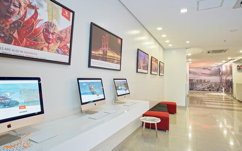 هتل رد پلنت اورتیگاس مانیل | سایت کامپیوتری