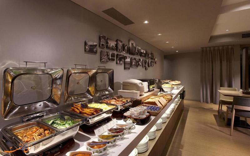 هتل رویال این لینسن تایپه | رستوران