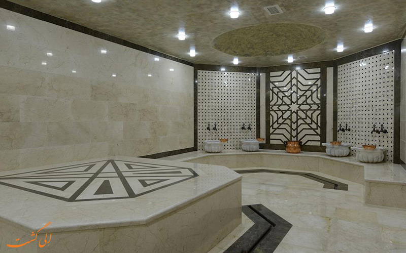 هتل دیوان سوئیتس باتومی   حمام