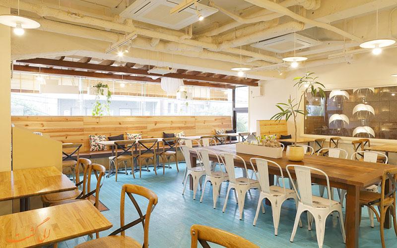 هتل د ب سنگجیا توکیو | رستوران
