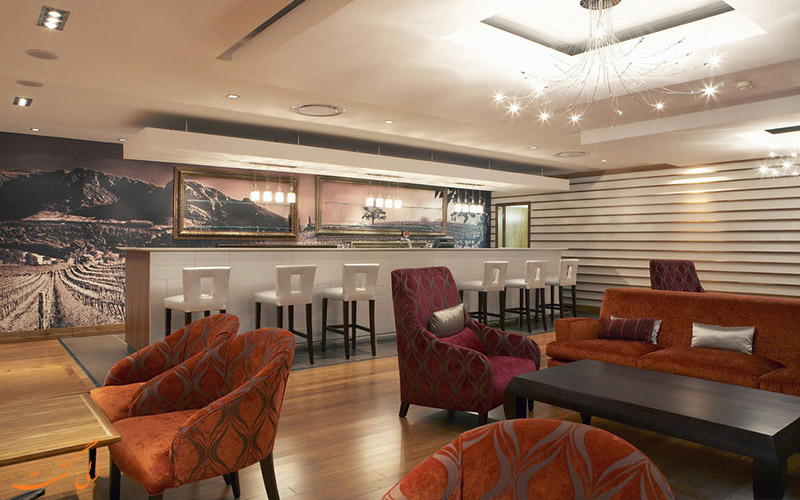 هتل گاردن کورت کیپ تاون- لابی