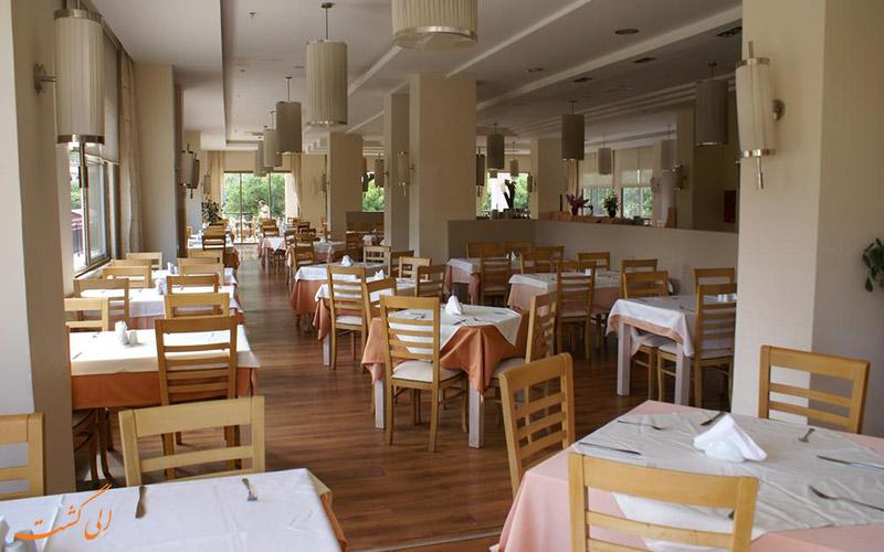 هتل مجیک سان آنتالیا | رستوران
