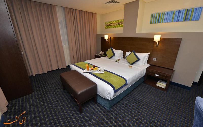 هتل بست وسترن پریمیر مسقط | نمونه اتاق