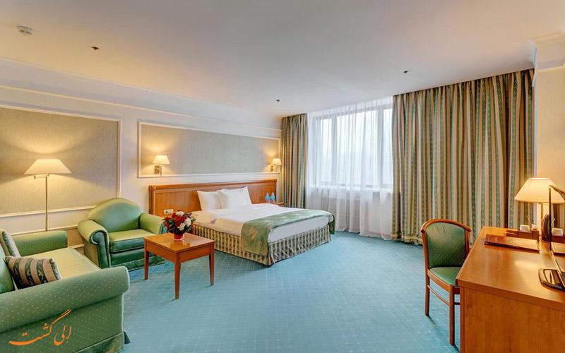 هتل بوردینو مسکو | اتاق