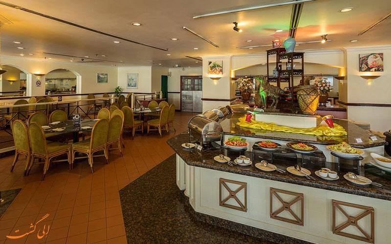 هتل کاپتورن ارکید پنانگ | رستوران