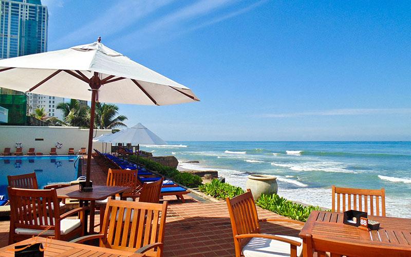 هتل گاله فیس کلمبو | رستوران