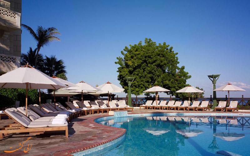 هتل گرند حیات مسقط | استخر
