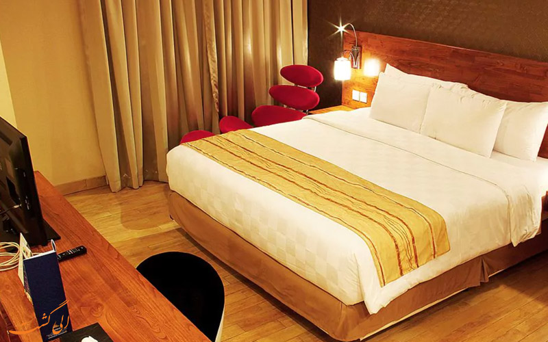 هتل بست وسترن هریسون جاکارتا | اتاق