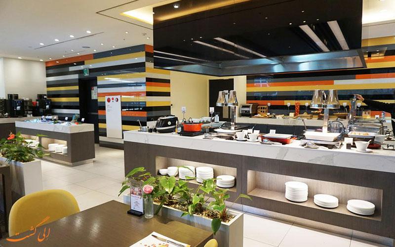 هتل ایبیس امبسدر گانگنام سئول | رستوران