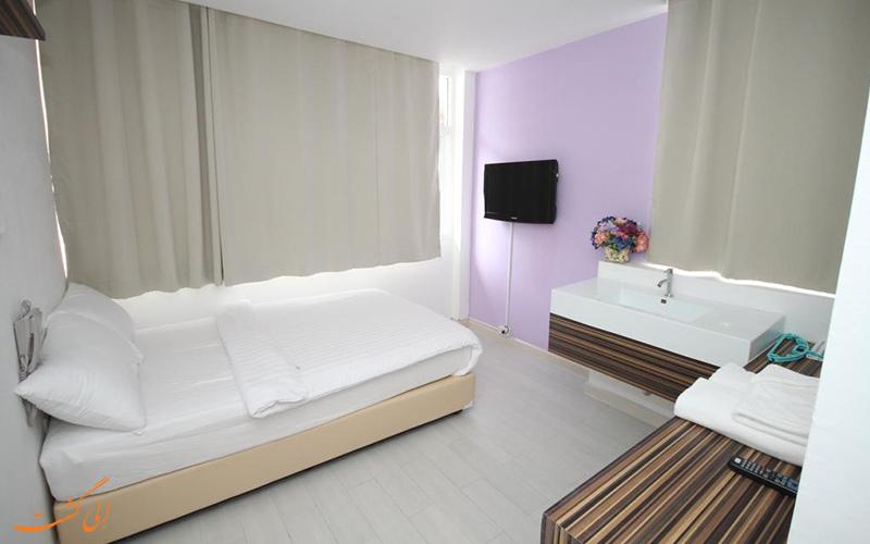 هتل نانترا اکامای بانکوک | نمونه اتاق