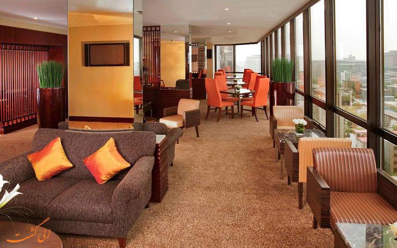هتل نووتل پیس پکن | رستوران