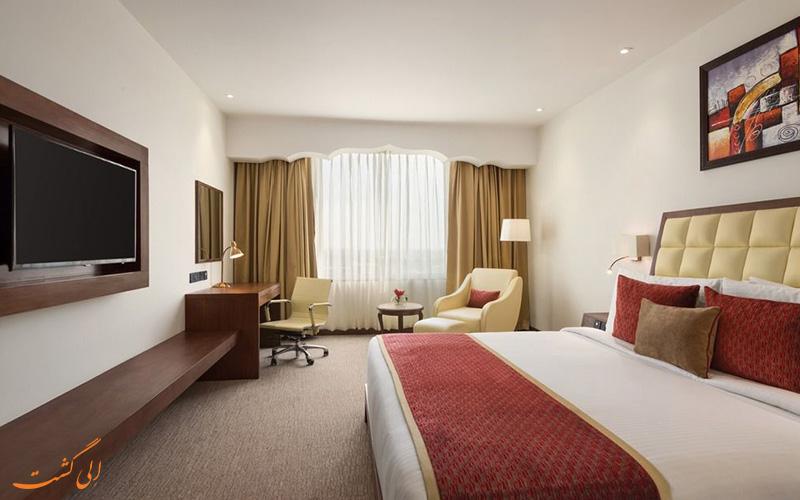 هتل رامادا پلازا آگرا | نمونه اتاق
