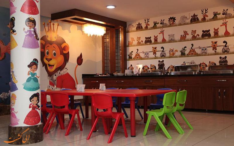 هتل سی لایف فامیلی ریزورت آنتالیا | امکانات کودکان