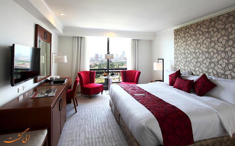 هتل واترفرانت پاویلیون مانیل   اتاق
