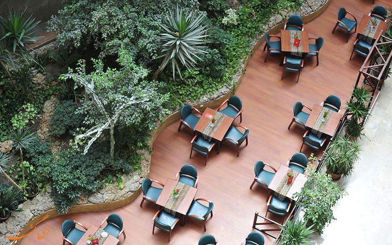 هتل دینلر آلانیا | رستوران