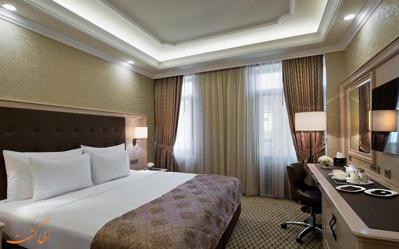 هتل دیوان سوئیتس باتومی   نمونه اتاق