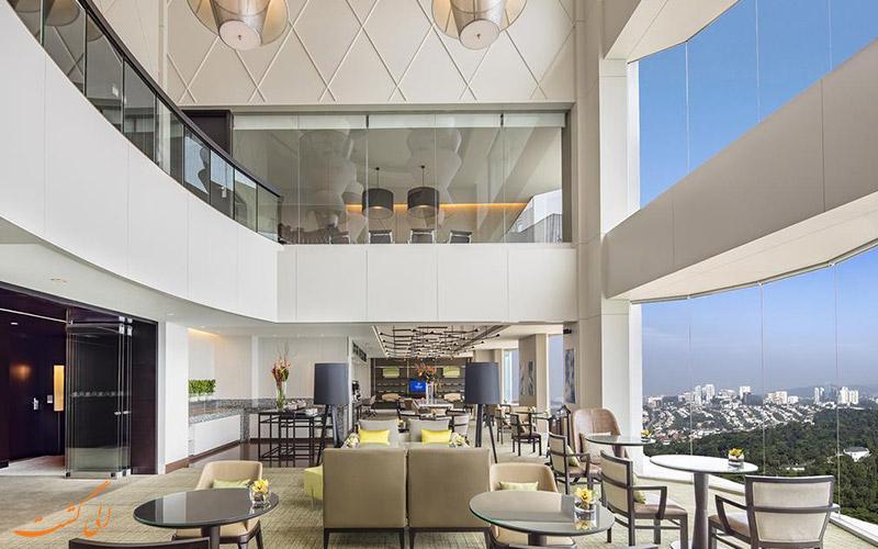 هتل هیلتون کوالالامپور | رستوران