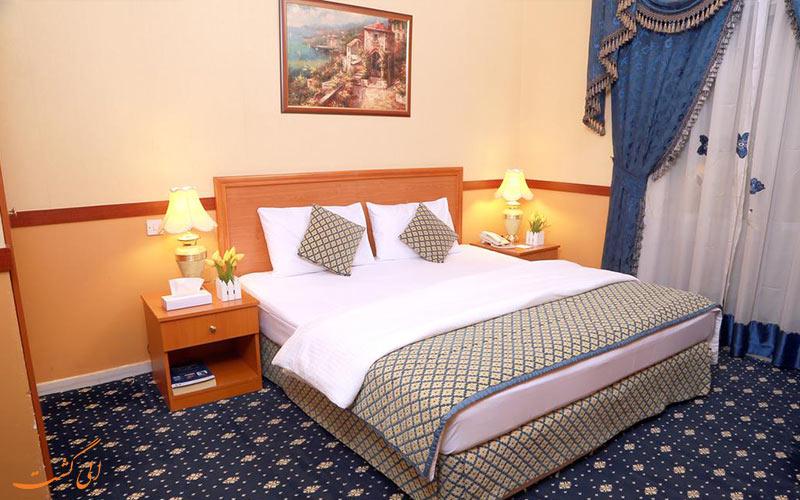 هتل صدف دبی | نمونه اتاق 1