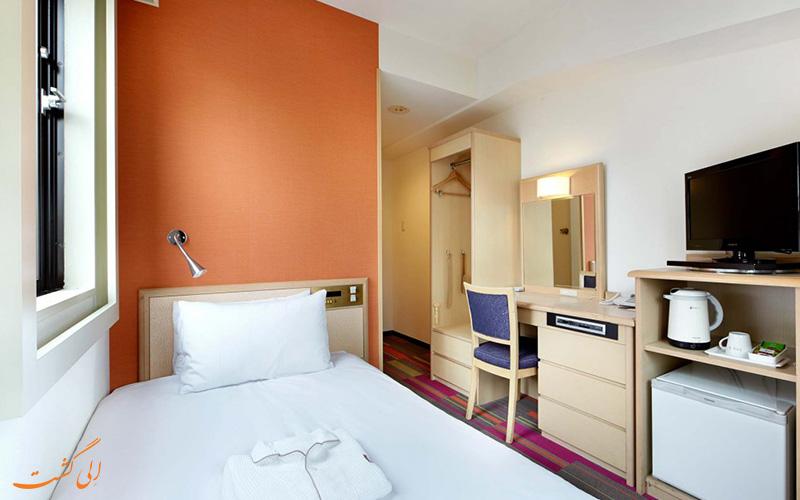 هتل د ب سنگجیا توکیو | نمونه اتاق 1