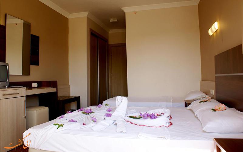 هتل مجیک سان آنتالیا | اتاق