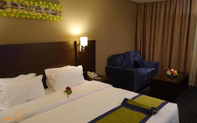هتل بست وسترن پریمیر مسقط | اتاق