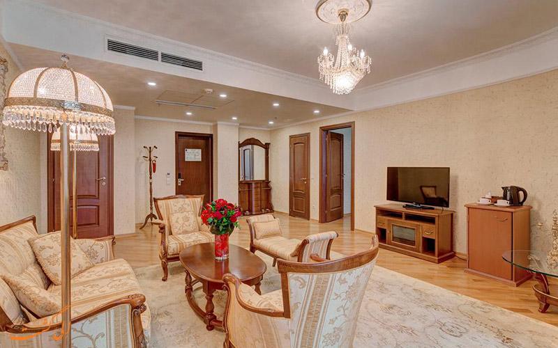 هتل بوردینو مسکو | اتاق 2