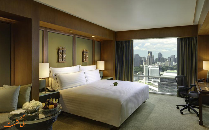 هتل کنراد بانکوک | نمونه اتاق 1