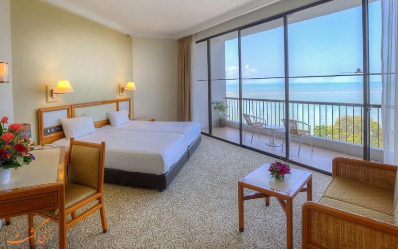هتل کاپتورن ارکید پنانگ | نمونه اتاق