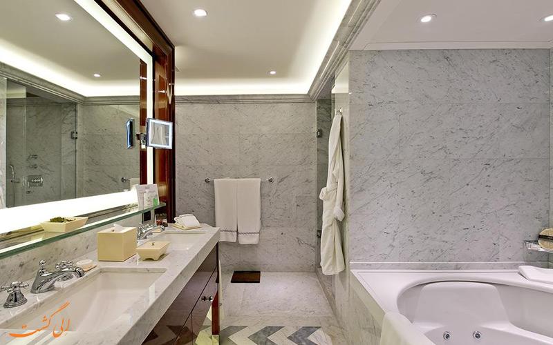 هتل دیوان استانبول | سرویس حمام
