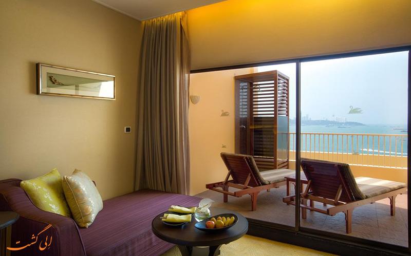 هتل دوسیت تانی پاتایا | نمونه اتاق