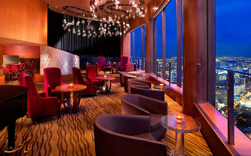 هتل فرمونت سنگاپور | رستوران