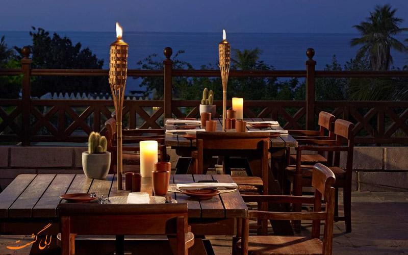 هتل گرند حیات مسقط | رستوران