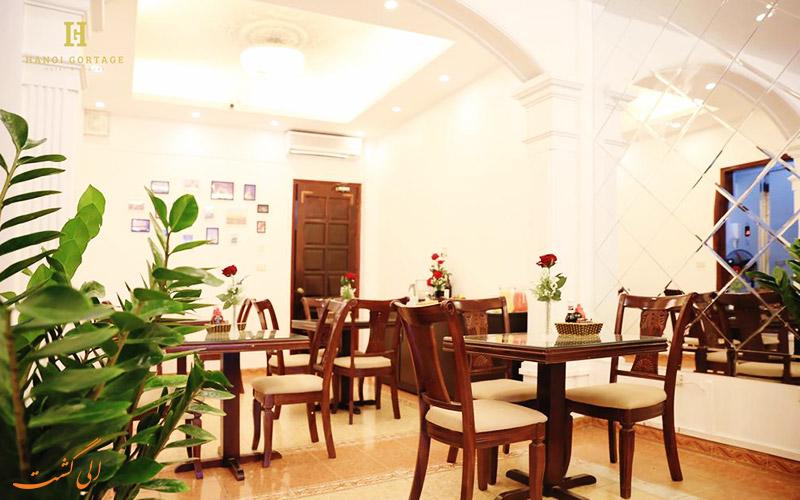 هتل بلو لوتوس هانوی | رستوران