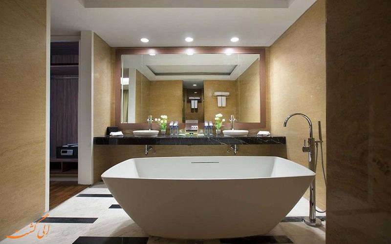 هتل بست وسترن هریسون جاکارتا | حمام