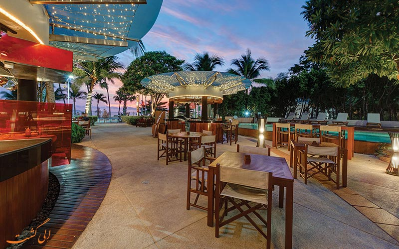 هتل هالیدی این پاتایا | رستوران