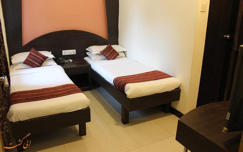 هتل فورچون بمبئی | نمونه اتاق 2