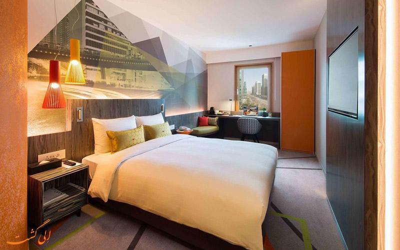 هتل ایبیس امبسدر گانگنام سئول | رستوران | نمونه اتاق