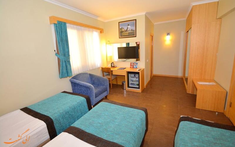 هتل ایستنکوی بدروم   نمونه اتاق 2